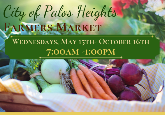 City of Palos Heights Farmers Market