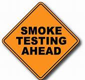 Smoke Testing Graphic