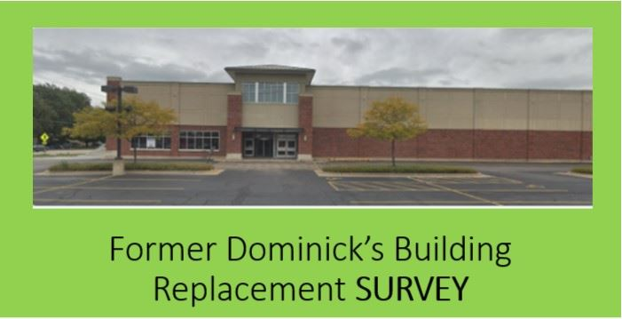 Dominicks Replacement Survey