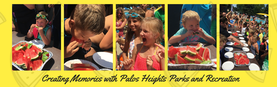 Creating memories with Palos Heights Parks and Recreation